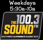100.3 The Sound logo 144x136px logo