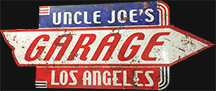 Uncle Joe's Garage video collection 216x91px