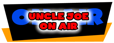 Uncle Joe On The Air '011 logo 400x151px