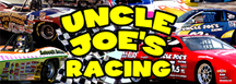 Uncle Joe's Racing Header '11 216x77px